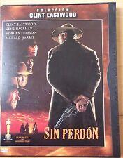 DVD,Sin Perdon.Clint Eastwood,Morgan Freeman