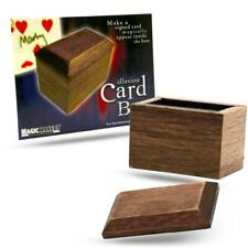 Illusion Card Box - Appearing Card In Box Trick