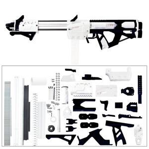 Worker Mod F10555 Caliburn Blaster Color Black White
