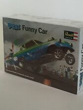 REVELL MISS DEAL FUNNY CAR  MIB 1967
