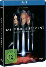 DAS FÜNFTE ELEMENT (Bruce Willis, Milla Jovovich) Blu-ray Disc NEU+OVP