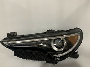 2018 2019 2020 Alfa Romeo Stelvio Driver LH HID Headlight OEM M0336