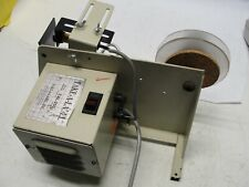 Tal-250 Take-A-Label Model 250 with photo eye used