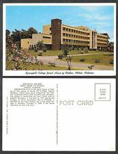 Old Alabama Postcard - Mobile - Springhill College Jesuit House of Studies