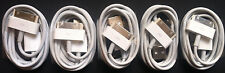 5x 1M OEM 30 Pin To USB Charge Sync Cable 30-Pin For iPhone 1 4 4s 3gs 3g