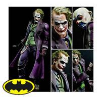 Joker Guason Figura Joaquin Phoenix Figure Coleccion Batman 25 Cm In Box