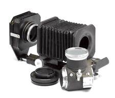 ✅ LEICA M VISOFLEX I SET & BELLOWS I MACRO TELE LENS RF CAMERA W/ M39 & M42 ADAP