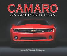 CAMARO AN AMERICAN ICON