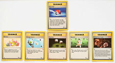 Pokemon Cards - Complete Trainer Fossil Set - 57-62 (64) - (NM) Near Mint