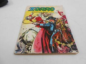 ZORRO NOUVELLE SERIE (5e SERIE) MENSUEL NUMERO 05 EDIT SFPI 1981