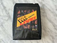 War Live 8-Track Tape 1973 United Artists UA-EA193-J The Cisco Kid, Ballero RARE