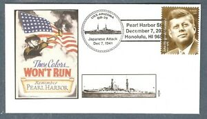 GREYTCOVERS PEARL HARBOR ATTACK USS ARIZONA BB-39 REMEMBERED 7 DEC 2020