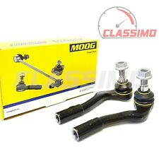 Moog Track Tie Rod End Pair for MERCEDES C-CLASS W203 + CLK + SLK - 2000 to 2011