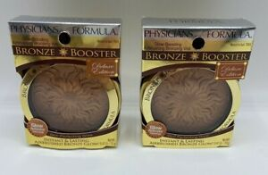 2 Physician Formula Glow Boosting Airbrushing Bronzing Veil Medium/Dark 7854-A52