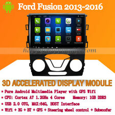 """9"""" Android 7.1 Car Stereo for Ford Fusion 2013-2016 GPS navigation Wifi 3G"""