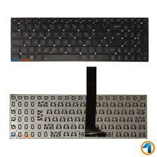 Para ASUS X550LA-XH51 Teclado De Laptop Reino Unido Layout Negro Mate Sin Marco