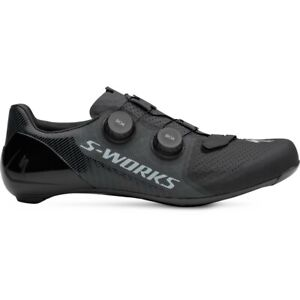 Specialized S Works 7 Road Cycling Carbon Race Shoe - Size 42 - Black - Used