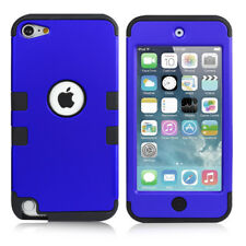 Full Protection Triple Layers Armor iPod Touch 5th/6th Gen. Case Cover 4 Colors