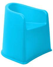 Kinderstuhl mit Armlehne Armlehnenstuhl Stuhl Kindersitz sicherer Stand NEU blau