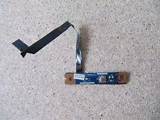 Hp Pavilion Dv3 Dv3-2000 dv6-2060ea Touchpad botón interruptor Board ls-473ap