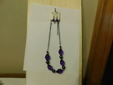 FASHION JEWELRY NECKLACE AND EAR RING SET