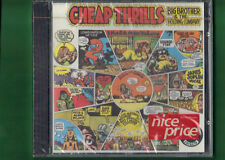 CHEAP THRILLS - BIG BROTHER AND THE HOLDING COMPANY CD NUOVO SIGILLATO