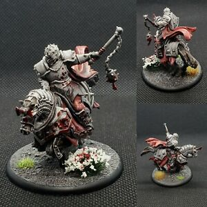 DnD Dungeons and Dragons Pro Painted Cavalier Fighter / Death Knight