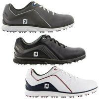 FootJoy Mens Pro SL Spikeless Waterproof Golf Shoes Lighweight Breathable