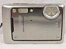 Olympus Stylus 770 SW 7.1 MP Digital Camera - SHOCK & WATERPROOF - Works Great!