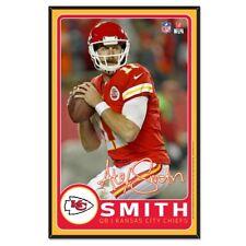 Kansas City Chiefs Wincraft NFL #11 Alex Smith 11x17 Wood Sign With Bevel