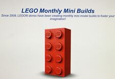 LEGO Monthly Mini Build, In-Store Mo Exclusive PICK The MONTH Model You Want