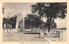 B92094 monument lasalle promenade pere marquette lachine  canada