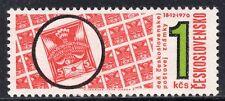 1980 - CZECHOSLOVAKIA 1970 - Stamp Day - MNH Set