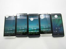 Lot of 5 HTC One E8 OPAJ500 16 GB Sprint Check IMEI Mixed Condition AT-1149