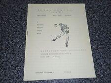 SOUTHPORT (1st season as non - league club )  v  WORKINGTON  1978/9 ~ SEPT 26th