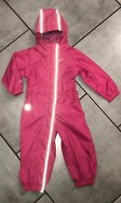 Gelert Baby Girls Raincover Suit 12-18 M Vgc