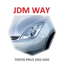 Eyebrows Eyelids EyeLine Toyota Prius Unpainted 2003-2008 2 pcs (R&L)