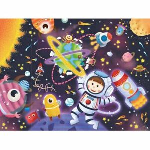 Mission To Space 300 Piece Jigsaw Puzzle  g3o