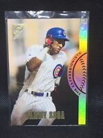 1996 Topps Gallery The Expressionists Sammy Sosa #EX12 STAR MINT
