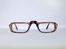 True Vintage Rainbow Kit 79 Painted Eyeglass Frames Made In Italy Nos Deadstock