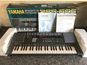 yamaha keyboard pss 595