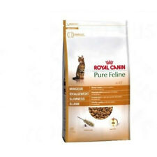 Food for Monitor The Weight of The Cats Royal Canin Pure Feline Nº2 Slenderness