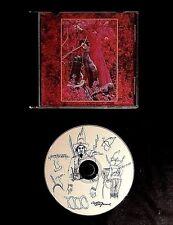 New listing 1999 CAPTAIN BEEFHEART RARE GROW FINS RARITIES PROMO CD SCHENKEL ART FRANK ZAPPA