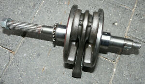 Original Piaggio X9 125 M23 Kurbelwelle