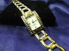 Woman's Haband Watch with Crystals **Nice** B23-769