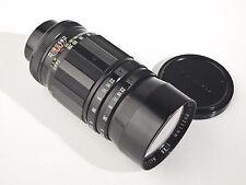 M42 Komura 3.5 / 200mm preset Lens - exc.+