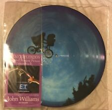 E.T. The Extra-Terrestial LP MCA picture disc ost soundtrack