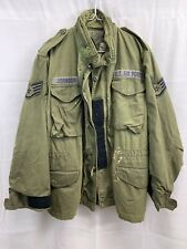 1962 Cold Weather Field Jacket OG 107