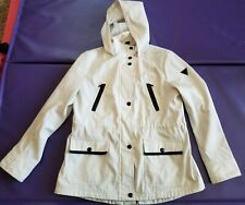 GUESS Winter White/ Cream Jacket Women's Size Large
