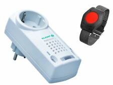 Eldat Pflegeruf-Set mit Funk-Armbandsender Hausnotruf Senioren-Hausalarm RS10